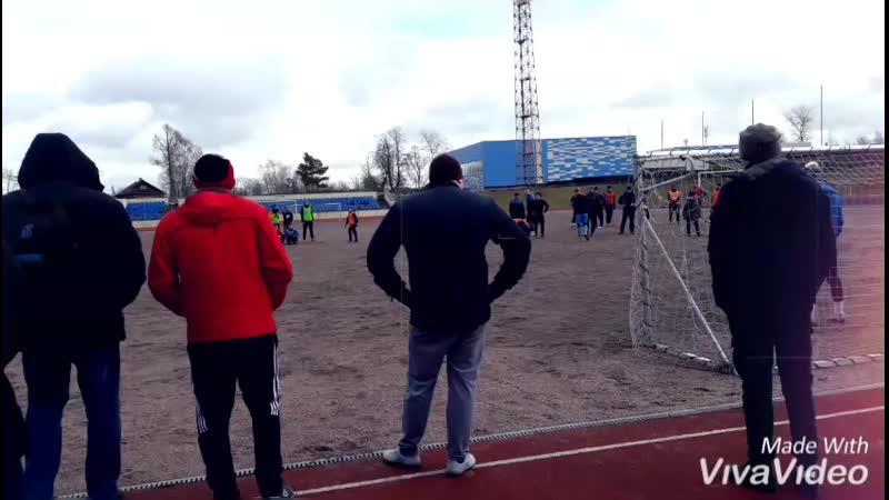 Турнир по футболу Стандарт Кировец