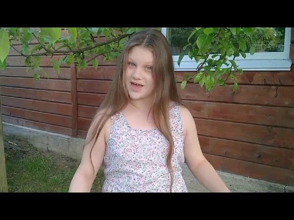 Терехина Мария 5 класс 11 лет СОШ №1 г. Богородск, Нижегородская обл.