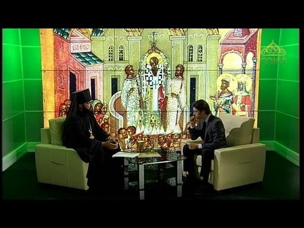 Беседы с батюшкой Воздвижение Креста Господня Богословский смысл праздника Эфир от 25 сентября