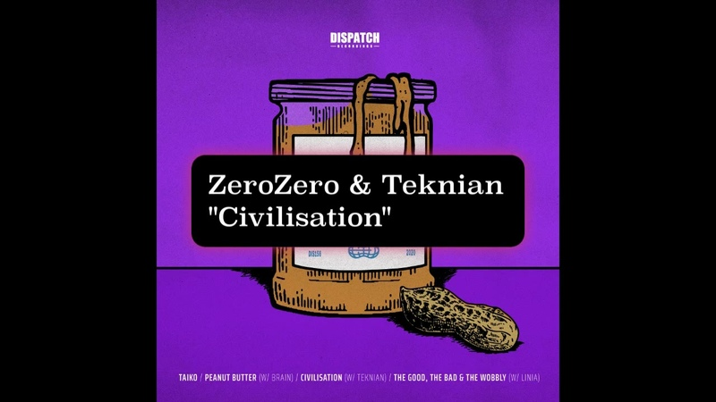 Zero Zero Teknian Civilisation Dispatch Recordings 156
