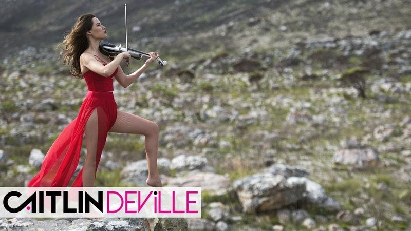 Ricochet - Caitlin De Ville (Electric Violin Original)