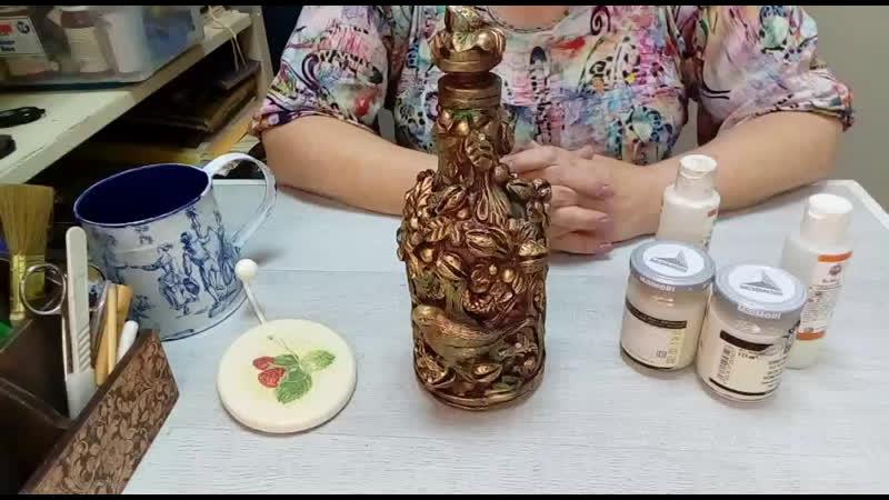 Кракелюр часть 2 Вакула Галина
