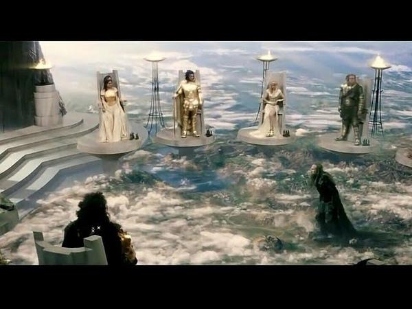 Битва Титанов (2010)- Совещание Богов на Олимпе/ Clash of the Titans - Gods on Olympus