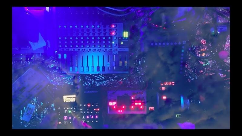 CARL DEEP AD VITAM AATERRALONE Infinite Loop Jam Digitakt Volca Soundcraft
