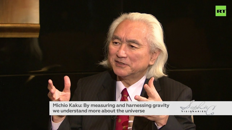 SophieCo.Visionaries   Michio Kaku Parallel universes populated by parallel twins