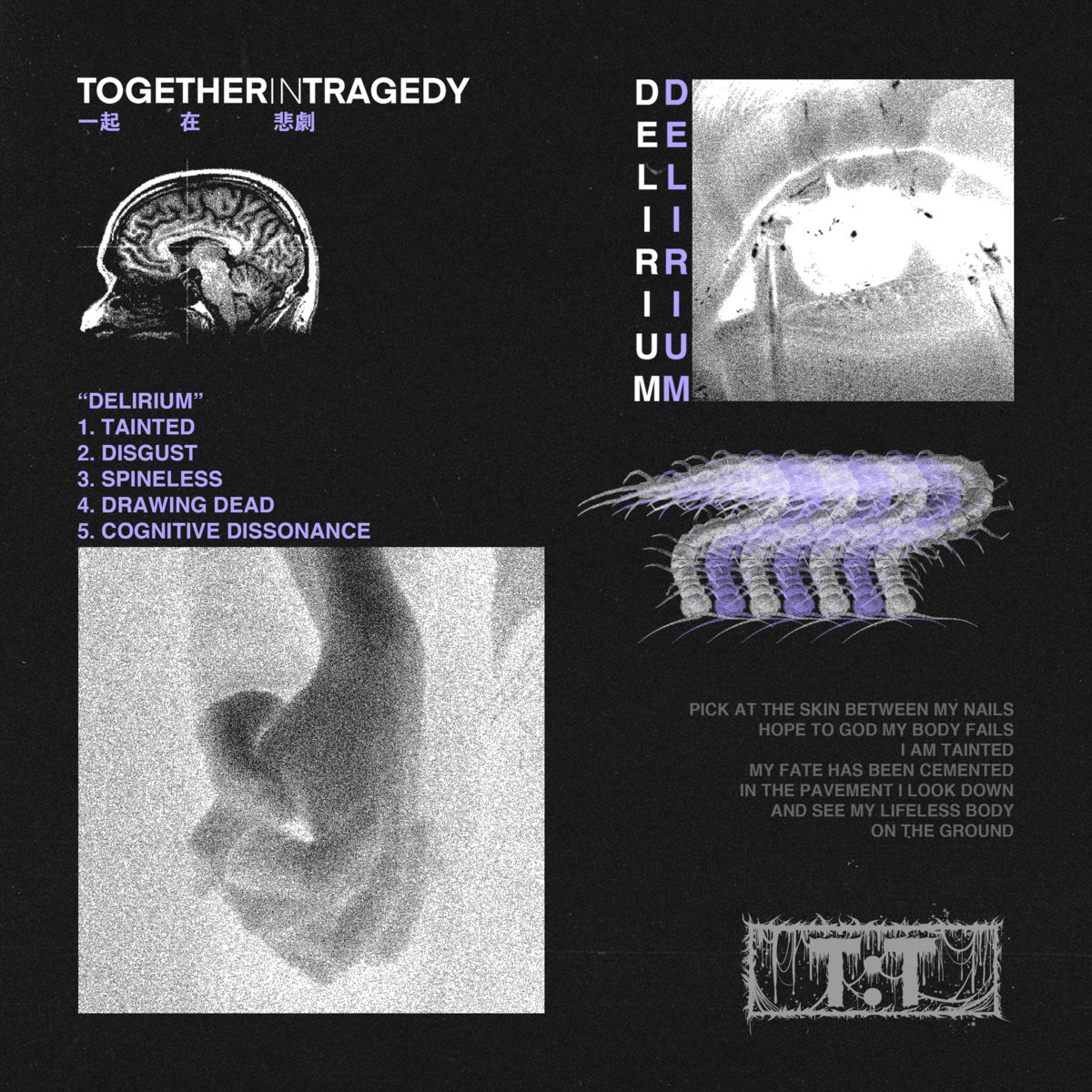 Together In Tragedy - Delirium [EP] (2019)