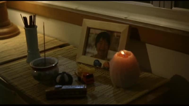 Лес скорби Траурный лес Mogari no mori 2007 Режиссер Наоми Кавасе Япония Франция
