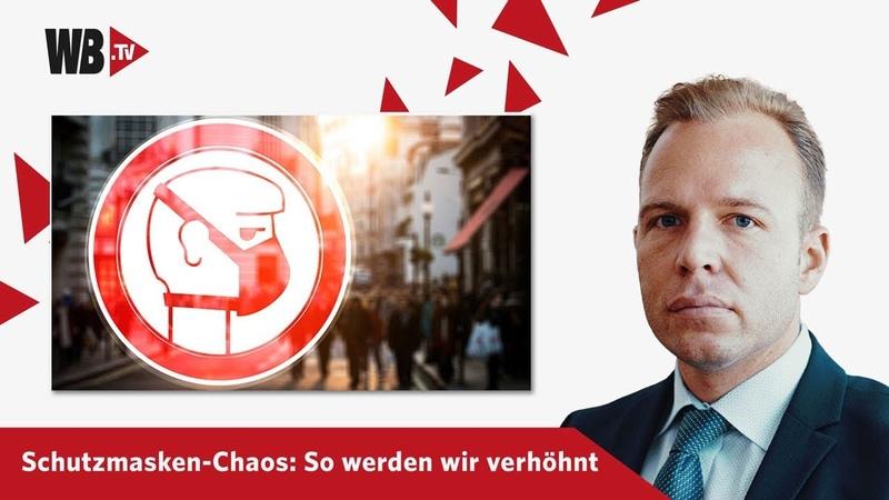 Freche Volksverhöhnung Beispiel Schutzmasken Podcast