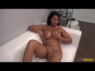 CZECH CASTING - VERONIKA - CHLOE LAMOUR [2020, Milf, Uniform, Clothed, Natural, Casting, BBW,Boobs,Big Tits,Big Ass,Deep Throat]