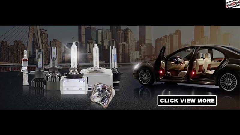 1 пара 3,0 дюймов RHD LHD Bi-Led Biled Bi Led объектив проектора 9-16 в 34 Вт 6000K лм привод
