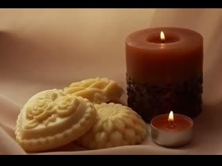 Воски. И массажная свеча, и воск для рук