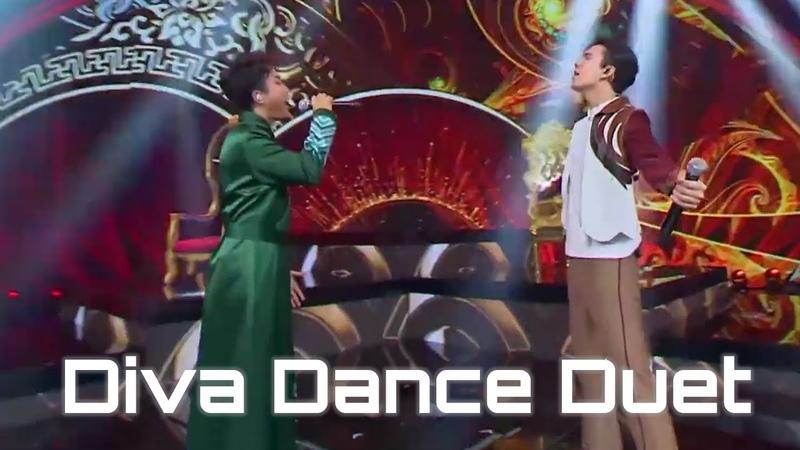 Dimash Li Yugang - Diva Dance (Duet) ~ Spring Gala 2020