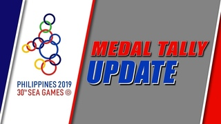 LIVE STREAMING December 2 2019 30th Sea Games Medal Tally