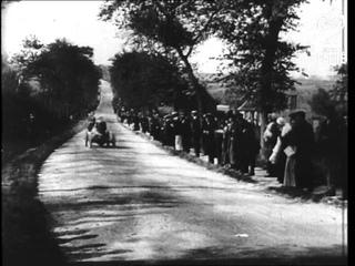Motor Racing Boulogne (1910)
