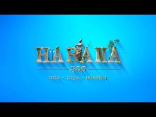 Habana 500 as dance