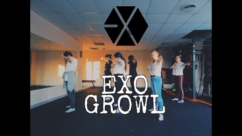 EXO - 'Growl'    dance cover by Lotus Flower studio