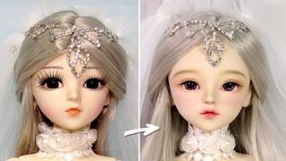 [Doll Repaint+Review] /딩가의 회전목마 (DINGA) Перепрошивка куклы