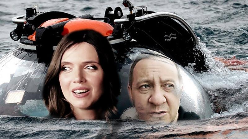Зачем морячок с Соколовой на дно Крымского канала залегли