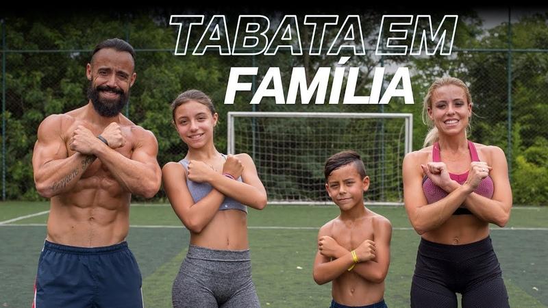 TABATA EM FAMÍLIA XTREME 21