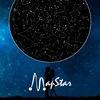 Звёздная карта в подарок | Mapstar.ru