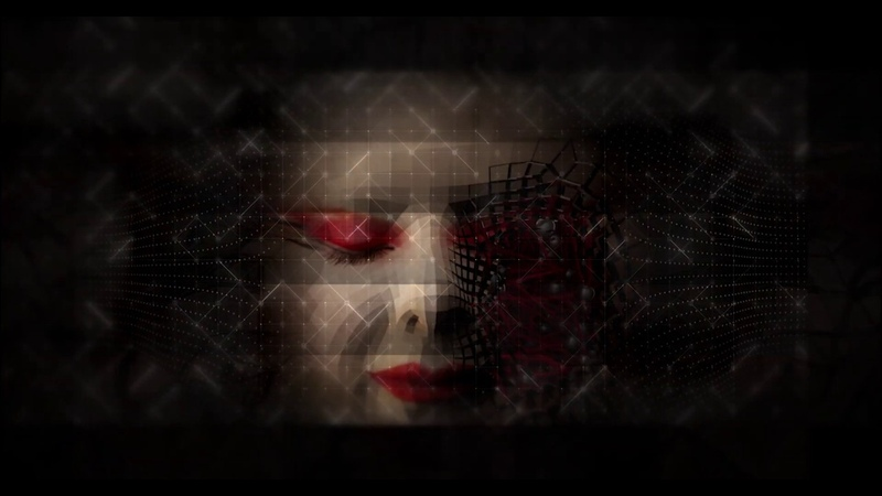 Dare to Dream Vodafone Digital Transformation REAL TIME FACE TRACKING PROJECTION MAPPING short it