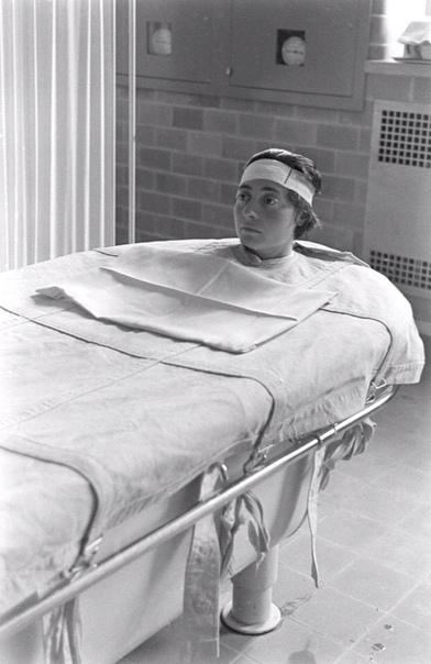 Нью-йоркская государственная психиатрическая клиника Pilgrim. 1938 год.