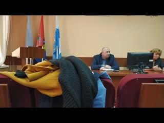 Видео Отчёт часть 3 16 марта прошла встреча с инициативной группой граждан