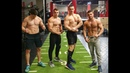 ЗАРУБА на брусьях: А. Шреддер, Д. Саратов, Г. Скурихин ( 90 кг)