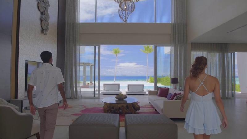 Maldives Island Beach Resort LUX* North Malé Atoll Resort Villas' LUX* Beach Retreat