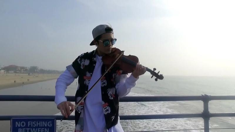 B.I.G 비아이지 벤지 아리랑 LA 바이올린ver.