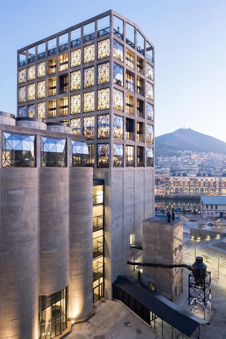 Музей современного искусства Zeitz MOCAA, Кейптаун, ЮАР