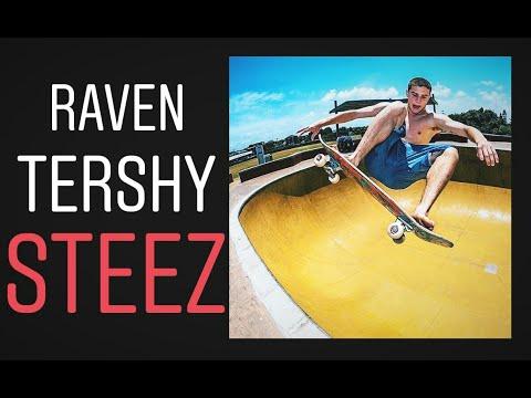 Raven Tershy 2020 Steezy Mixtape RAW Instagram Skateboarding Clips