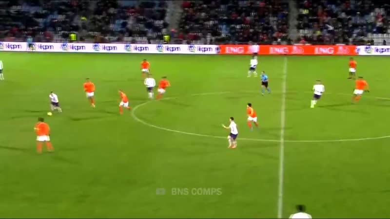 Оливер Скипп против Нидерландов U21
