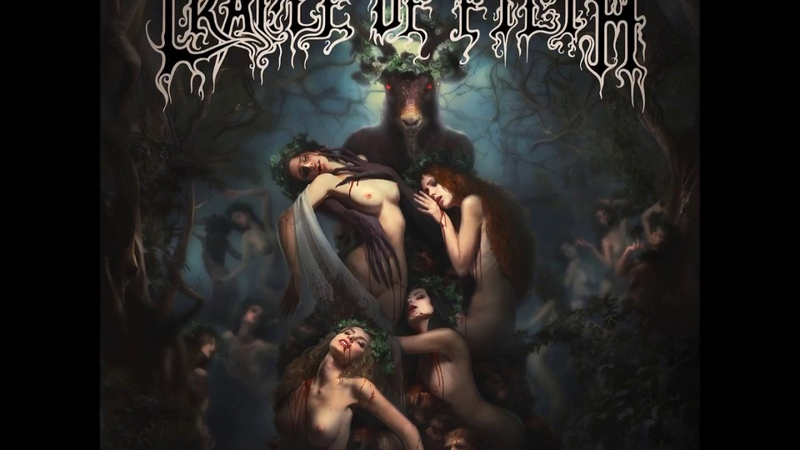 Cradle Of Filth Hammer Of The Witches Full Album