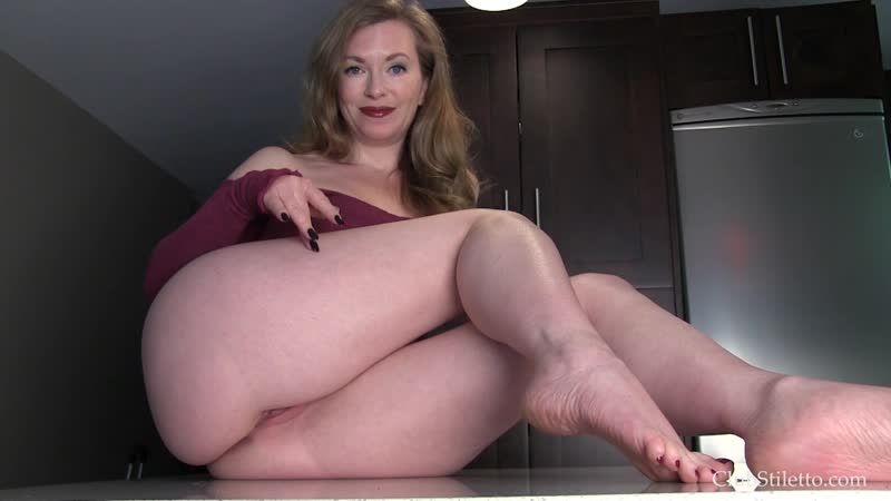 Clubstiletto - The only dinner you get is from my ass | Mistress T