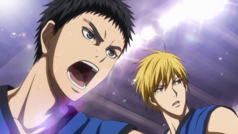 KnB Last Game Glorious Days