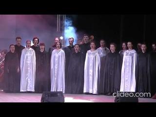 Carl Orff - Carmina Burana: O Fortuna (19ти-летие ЛГАКИ ИМ. МАТУСОВСКОГО)