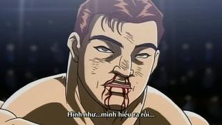Hanayama vs Orochi katsumi