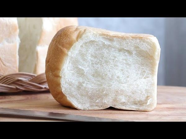 Eggless No Butter No Milk Bread Recipe Vegan baking 노에그 노버터 노밀크 식빵만들기 비건식빵