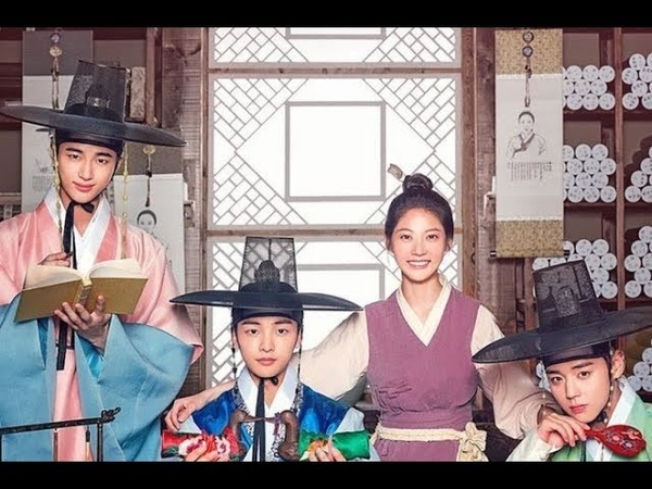 💕Цветочная команда: Брачное агентство Чосона💕Flower Crew: Joseon Matchmaking Maneuver Agency 💕