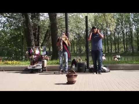 El Perdón от индейцев и рыжий кот в конце)! OTAVALOS INDIAN'S.
