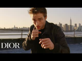 Robert Pattinson for Dior Homme «I'm Your Man» New Fragrance