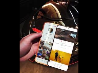 Iphone slide pro (concept design)