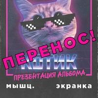 КОТИК - ОТМЕНА!