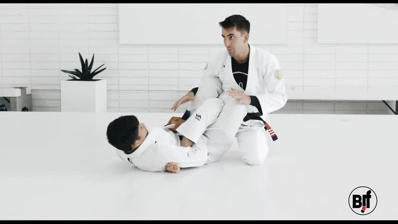 Gui Mendes - 1 BERIMBOLO ESCAPE FROM THE 50-50 GUARD bjf_aoj
