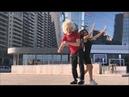 Девушка Танцует Пламенно В Порт Баку 2019 Чеченская Лезгинка ALISHKA ELVIN NELYA Chechen Bass Music