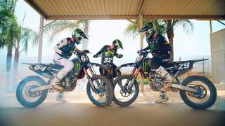 The Title: Star Racing Yamaha - Monster Energy (2021)
