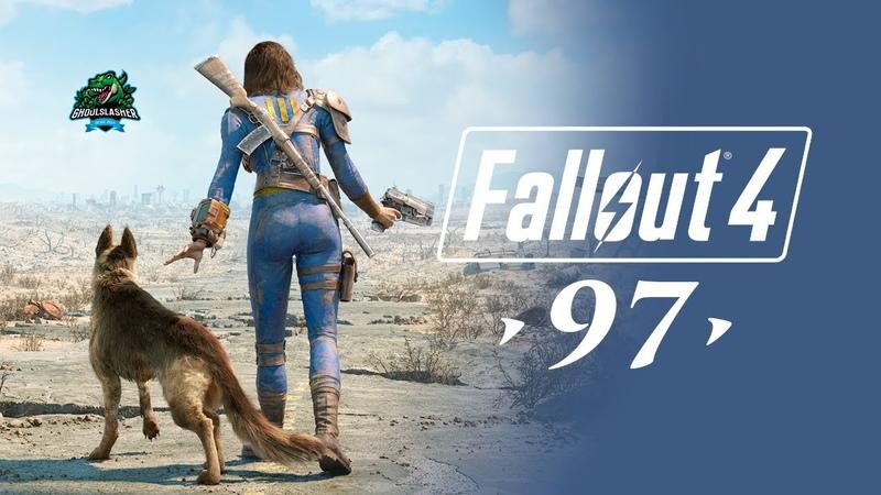 Fallout 4 - Humanidade Redefinida e Por Dentro [PT-BR] - Parte 97