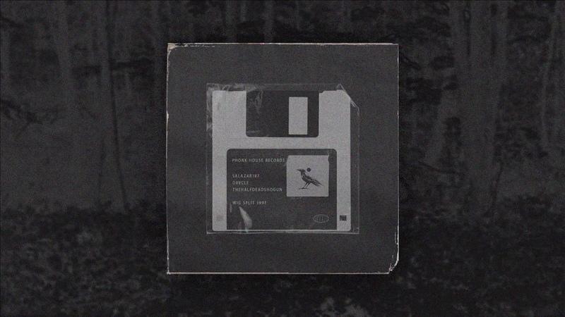 Phonk House Records - Wig Split 1997