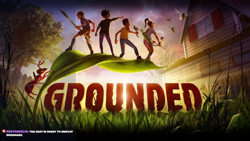 ️ Grounded Дорогая я уменьшил Детей Прохождение YAMAKASI